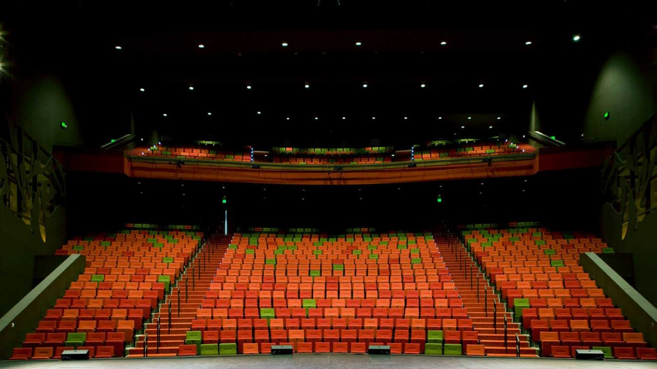 Ames performing arts center for Burnsville theater